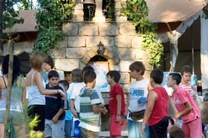παιδικές κατασκηνώσεις kinderland